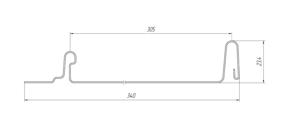 Кликфальц MINI схема